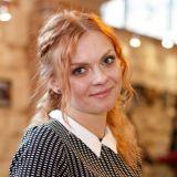 Ксенія Фукс - письменниця, головна редакторка та співзасновниця україно-німецького журналу Gel[:b]lau