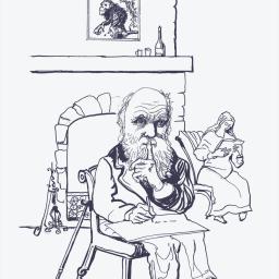Чарльз Дарвін - англійський науковець та дослідник, автор загальновідомої теорії еволюції