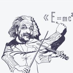 Альберт Ейнштейн - один із найвизначніших фізиків-теоретиків XX століття, лауреат Нобелівської премії 1921-го року
