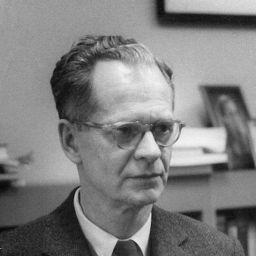 Беррес Фредерік Скіннер (приблизно 1950-й рік)