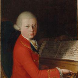 14-річний Моцарт, 1770 рік